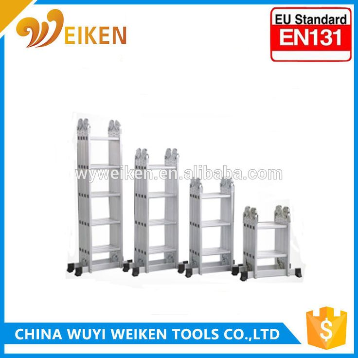 zhejiang aluminum multi purpose ladder