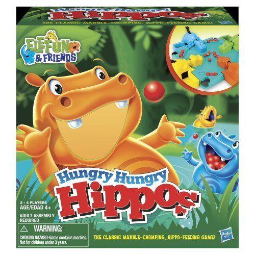 Hungry Hungry Hippos by Hasbro Games, http://www.amazon.com/dp/B008FD8ETS/ref=cm_sw_r_pi_dp_qRHtsb0SG6QMC