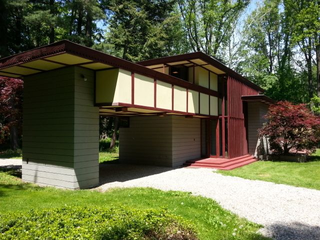 2811 best the wright stuff images on pinterest frank for Usonian house plans for sale