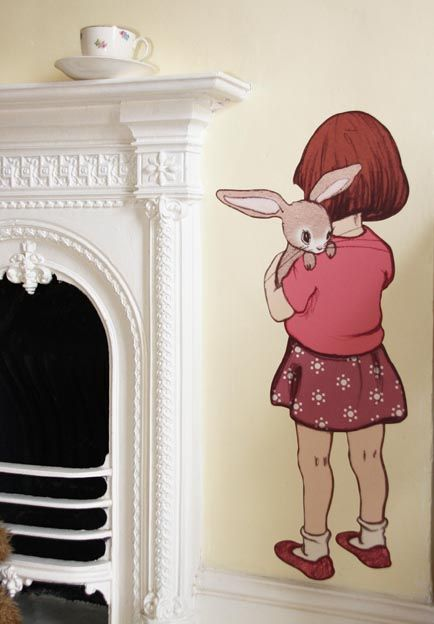 Wall stickers from Belle and Boo