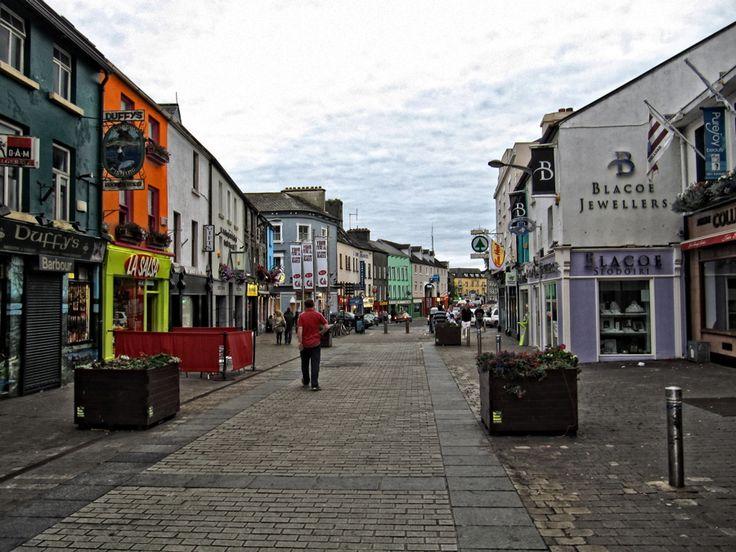 Mainguard Street, Galway #photographs #landscapephotographs #irishphotographs #landscape #daily #dailyphotographs