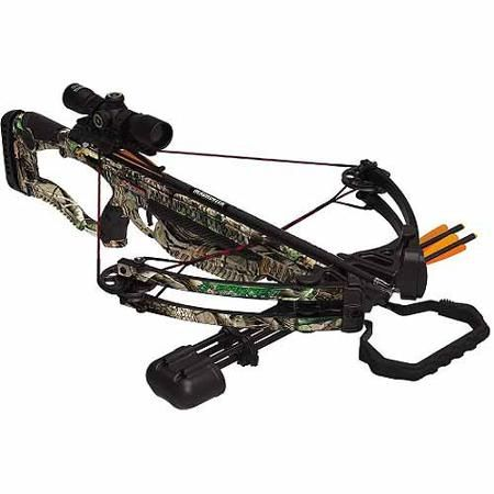 The Raptor FX is perfect for the smaller-framed or up-and-coming hunter. With features from Barnett's other popular bows, and speeds up to 330 fps, the Raptor FX is ready for any big game animal. The adjustable cheek piece and butt stock allow the shooter to keep the bow as he or she grows, while easily making needed adjustments. As always, safety is a priority. The Raptor FX features the same 5-1 safety system and trigger system as other premium Barnett bows. The Raptor FX makes the…