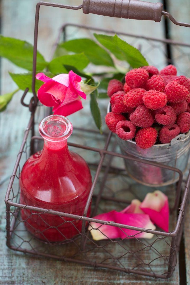 10 boissons fraiches et healthy à siroter tout l'été ! www.sweetandsour.fr // Boisson d'été : kir de kombucha par Ellen du blog Saveurs Végétales