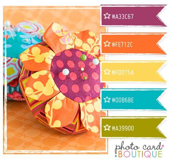 Color Crush Palette · 12.21.2011: Colors Combos, Colors Crushes, Colors Palettes, Crushes Palettes, Cards Boutique, Photos Cards, Bright Colors, Girls Rooms, Colors Inspiration