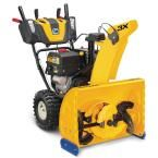 3X 26 in. 357cc 3-Stage Electric Start Gas Snow Blower with Steel Chute, Power Steering and Heated Grips