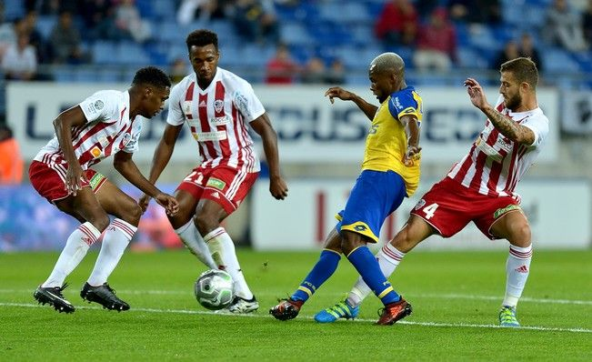 🦁FC Sochaux-Montbéliard🇫🇷  🦁FC SOCHAUX GREEK FANS🇬🇷 AC Ajaccio-FC Sochaux-Montbéliard ⚽ Domino's Ligue 2 🏆#WEEK 2️⃣️7️⃣ #RETRO 🔙 http://www.fcsochaux.fr/fr/index.php/article/11100