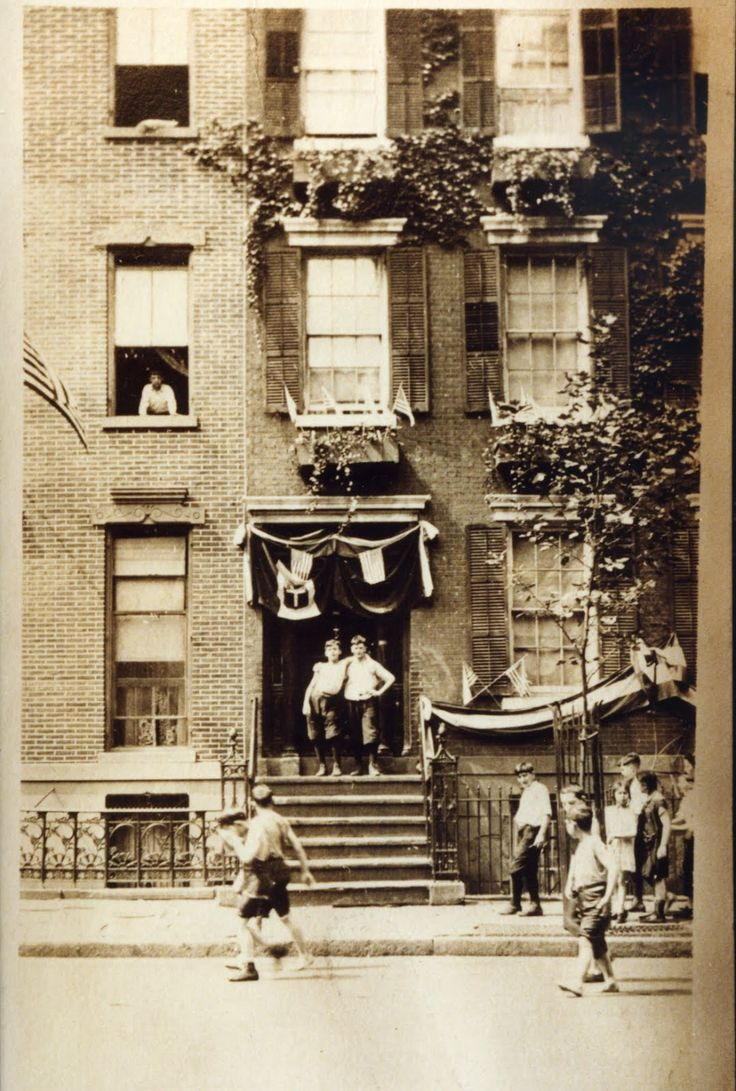 The Bowery Boys: New York City History: Henry Street Settlement: From the doors of old townhouses springs the compassionate heart of the Lower East Side