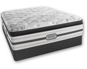Simmons Beautyrest Pleasonton Firm Pillow Top Mattress