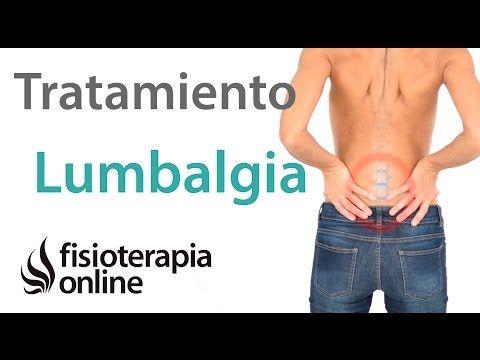 Dolor lumbar bajo o dolor de cintura: ¿Qué puede ser? | Fisioterapia Online