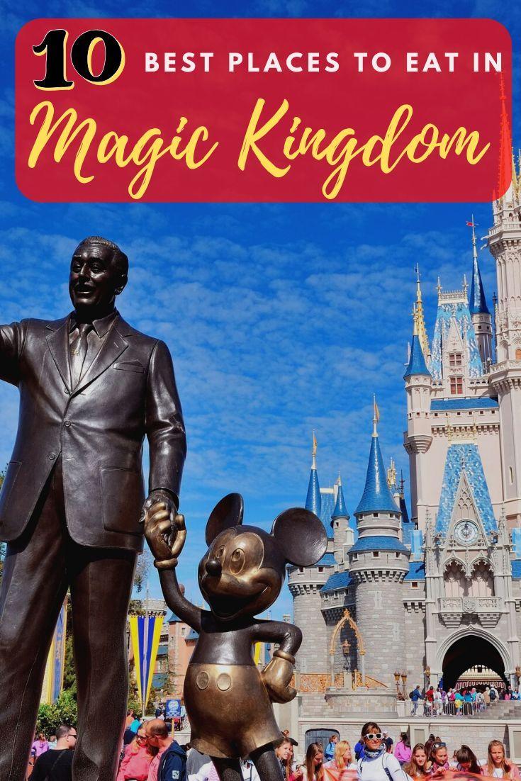 Best Restaurants In Magic Kingdom Magic Kingdom Fast Pass Magic Kingdom Disney World Tips And Tricks