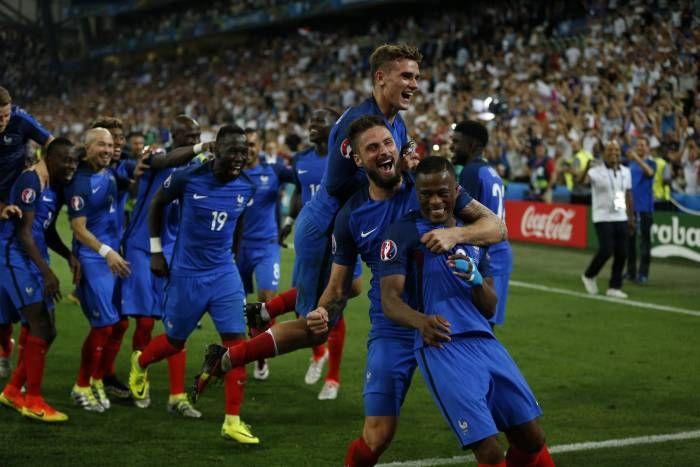 La France bat l'Allemagne et va en finale, où elle affrontera le Portugal