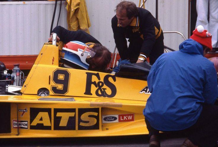 Michael Bleekemolen (Canada 1978) by F1-history.deviantart.com on @deviantART