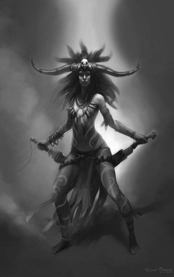 326 best images about Voodoo Art on Pinterest