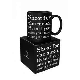 Quotable Mug - Shoot For The Moon