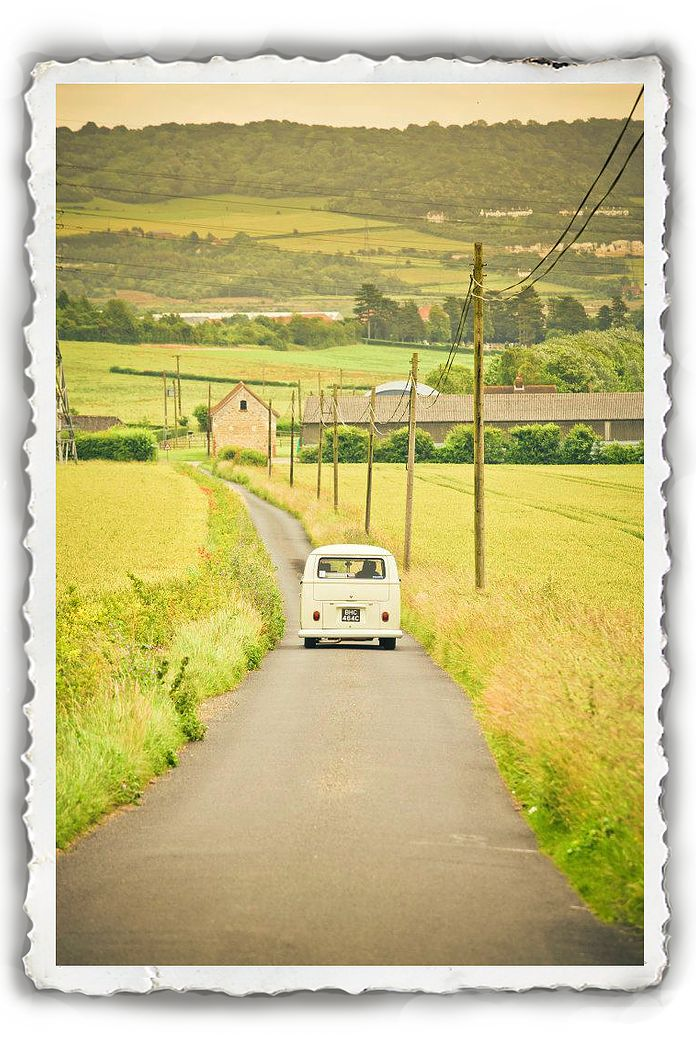 VW Camper Wedding Hire London Kent South East