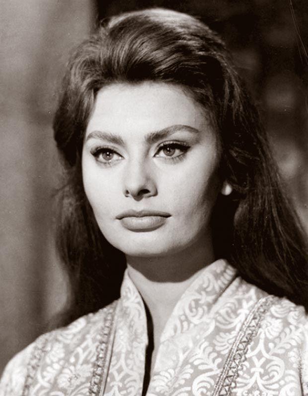 El Cid - 1961 - Sophia Loren and Charlton Heston - Dir Anthony Mann
