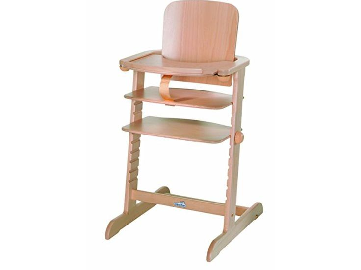 Geuther Family Highchair Natural