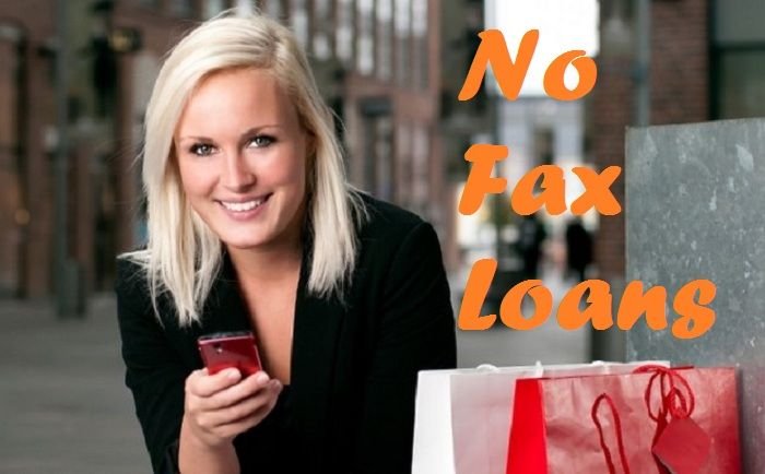 #Nofaxloans are small short period immediate finances that are planned especially to the populaces who are in require of finances but couldn't acquire their advances permitted.