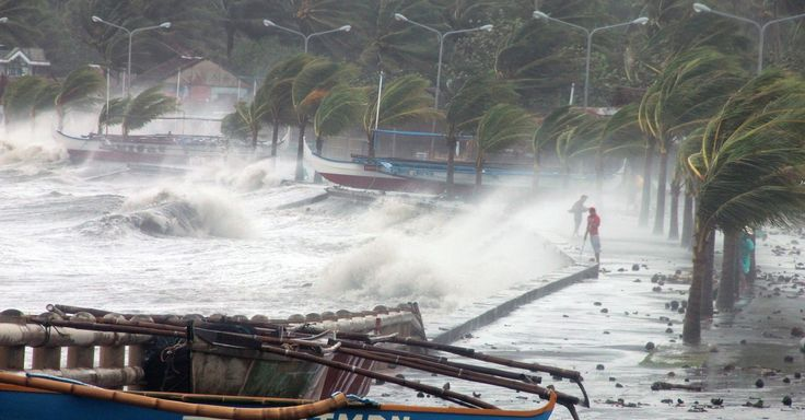 Storm Trackers plot super typhoon Haiyan's next steps after it devastates central Philippines with sustained winds up to 195 miles per hour. Haiyan is now making its way toward Vietnam, where it is expected to make landfall between Nov 9 - 10th.