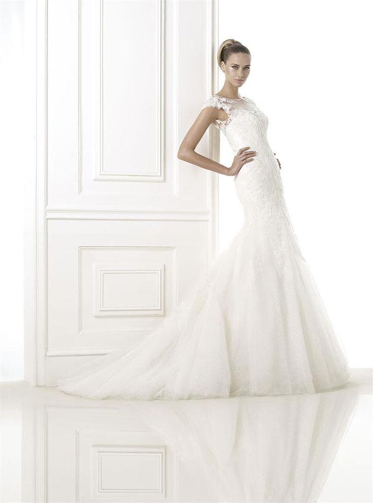 Best 10 wedding dress images on Pinterest | Wedding frocks, Bridal ...