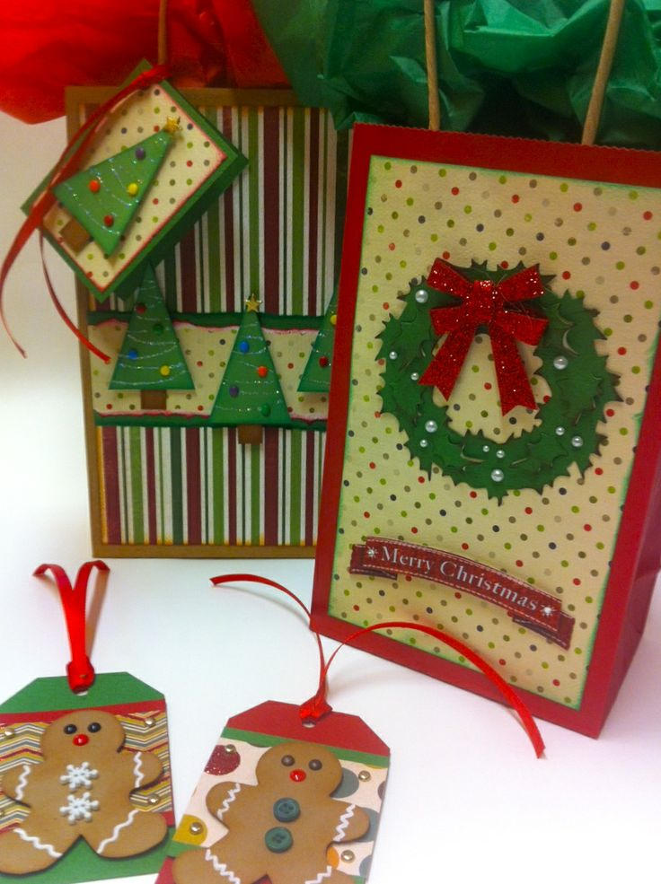 Holiday Bags & Tags Workshop No. 2 with Julie Ridley