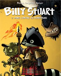 Billy Stuart 2 - Dans l'antre du Minotaure