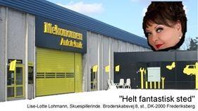 En stor tak til Lise-Lotte Lohmann!    Det er med tak og stolthed, at vi hos Mekonomen Autoteknik - ES Motor i Brøndby hos modtaget denne anbefaling på Facebook fra Lise-Lotte Lohmann.   Læs denne, og mange andre vurderinger af vores værksted på Vallensbækvej 6, på vores hjemmeside www.es-motor.dk.