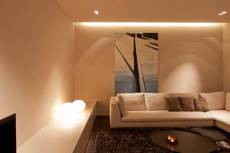 filipdeslee.com - Antwerpen fotografie cafeine.b Spots en sfeerverlichting, geen wit licht