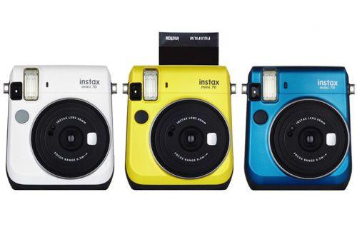 Fujifilm Instax Mini 70 Range