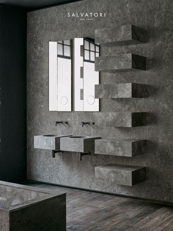 12 best Meuble teck Rue du Bain images on Pinterest Bathroom