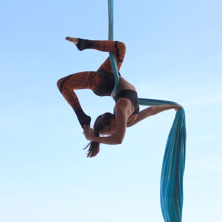 People with great passion can make the impossible happen. #secondyou #aerialsilk