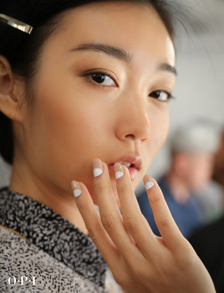 De 138 bästa Fashion Week Nails-bilderna på Pinterest