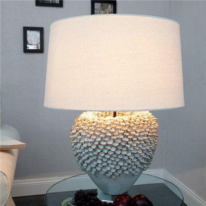 Lampa stołowa Ciara krem