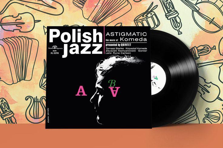 Polish Jazz: Krzysztof Komeda – Astigmatic #jazz #polishjazz #komeda #krzystofkomeda #astigmatic #vinyl