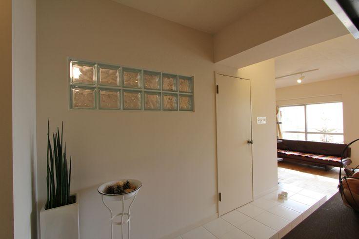 WINDOW/窓/ガラスブロック/バスルーム窓/フィールドガレージ
