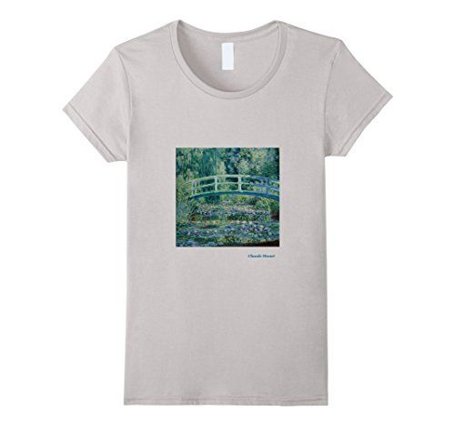 Women's Water lilies and Japanese bridge, Claude Monet Sm... https://www.amazon.com/dp/B01M0NISXW/ref=cm_sw_r_pi_dp_x_d2S8xb390P51T