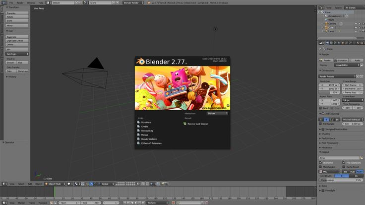 Free 3D tool Blender just got even better - simply follow these quality tutorials from leading 3D artists.