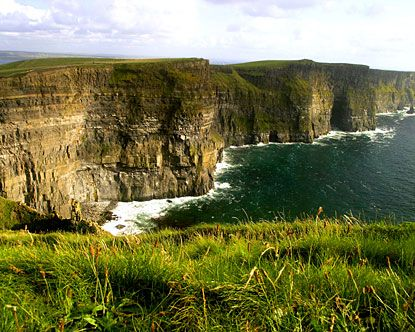 Ireland - Cliffs of MoherBuckets Lists, Favorite Places, Beautiful Ireland, Cliffs Of Moher, Visit, Irish, Ireland Travel, County Clare Ireland, Cliff Of Moher