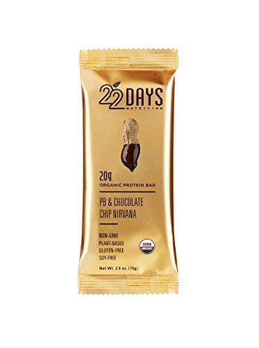 Like and Share if you want this  22 Days Nutrition, Organic Protein Bar, PB + Chocolate Chip Nirvana, 75g - 12 Count     Tag a friend who would love this!     $ FREE Shipping Worldwide     Buy one here---> http://herbalsupplements.pro/product/22-days-nutrition-organic-protein-bar-pb-chocolate-chip-nirvana-75g-12-count/    #herbssupplements #supplements  #healthylife #herbs