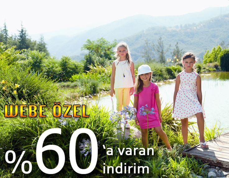 LiaLea ürünlerinde Webe Özel %60 indirim  http://www.lialea.com