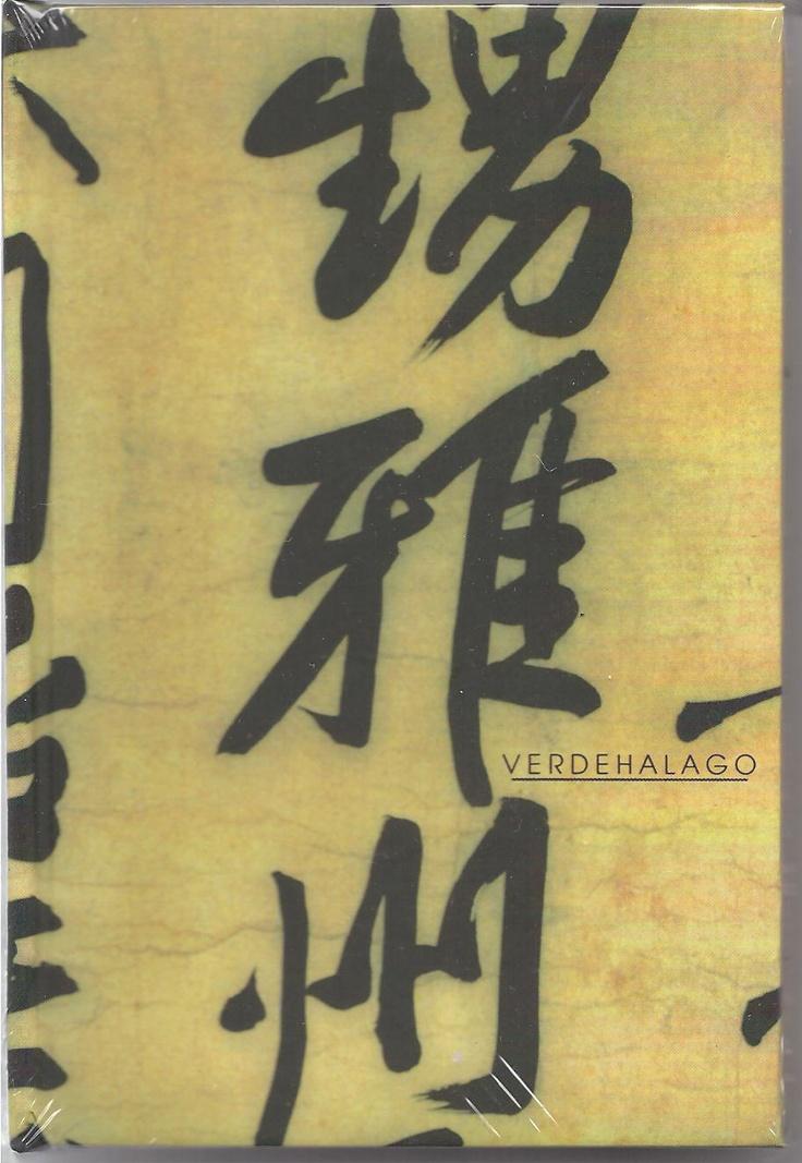 Libreta caligráfica