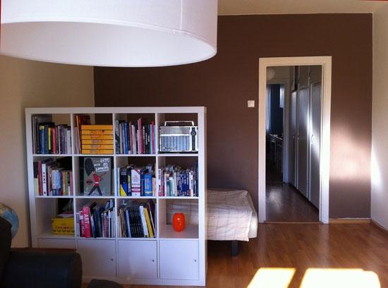 Ikea Expedit Room Divider/Book Shelf