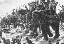 Το τέχνασμα του Μ. Αλεξάνδρου να αντιμετωπίσει τους Ελέφαντες του Βασιλιά Πώρου