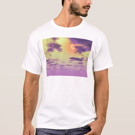 Summer Evening T-Shirt - tap, personalize, buy right now!
