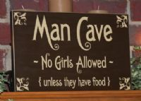 Love this!: Caves Stuff, Gifts Ideas, Signs Man Men Stuff, A Real Man, Cute Signs, Barman Caves, Man Caves Signs, Girls Allowance, Birthday Gifts