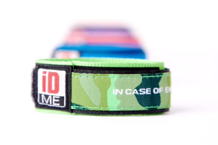 ID/Sports/Medical Wristbands
