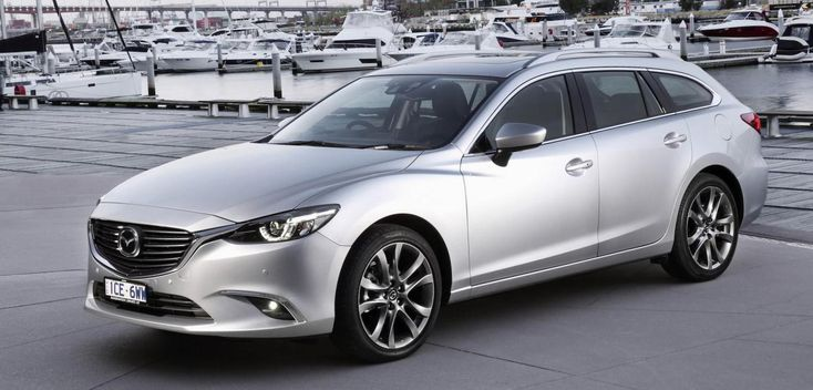 Mazda 6 Wagon approved - http://autotras.com