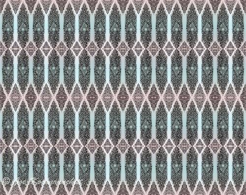 Northern Thai Silver Pattern...