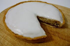 Live Long and Vegan: Bakewell Tart