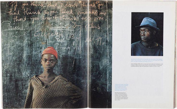 Refugees | Magazines | COLORS Magazine